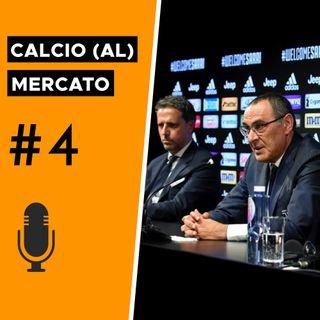 Come sarà la nuova Juventus di Sarri? - Calcio (al) Mercato #4