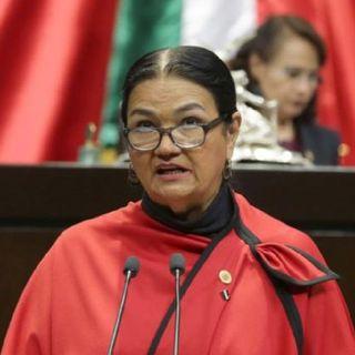 Dulce María Sauri, rechazó que AMLO, se convierta en el Porfirio Díaz del siglo XXI