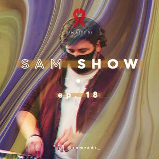 SAM SHOW #18 by Sam Reds