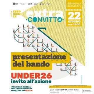 Puglia - SEYF - Il Polo Bilblio Museale di Lecce apre ai giovani #under26