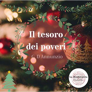 🎄 Il tesoro dei poveri - G. D'Annunzio 🎄 Storie sotto l'albero 🎄