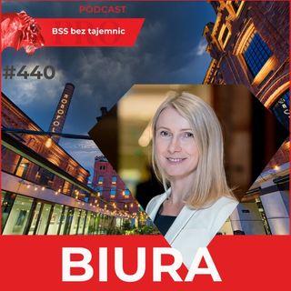 #440 BIURA. MONOPOLIS - podróż od destylarni wódki do nowoczesnych biur, w duecie z Anną Celichowską