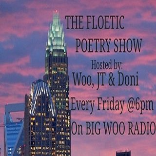 Ep.136: Floetic Poetry Show/With Laydee Smith and the panel from the Sip and Tea event