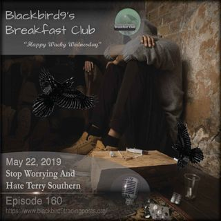 Stop Worrying And Hate Terry Southern - Blackbird9 Podcast