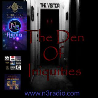 The Den Of Iniquities Hosted By Ambrogio