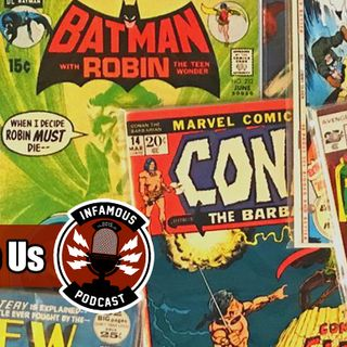 Episode 275 – The Comics That Made Us (with Guest Matt Mitchell)
