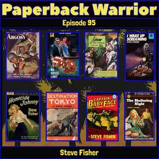Episode 95: Steve Fisher