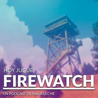 10 - Firewatch