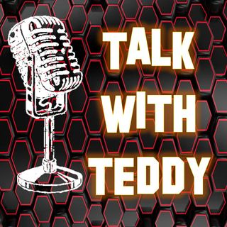 E044-  Talk with Teddy - Bubble Magician - River Barry...
