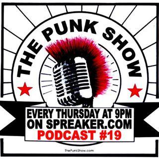 The Punk Show #19 - 06/06/2019