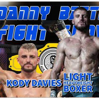 Kody Davies | Light Heavyweight Boxer | Triller Show Results | Danny Batten Fight Show #91