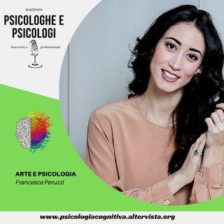 #3 Arte e Psicologia: intervista a Francesca Peruzzi