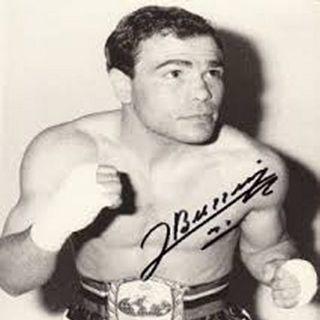 Quinto campione Mondiale Italiano Salvatore Burruni