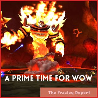 A Prime Time for WoW