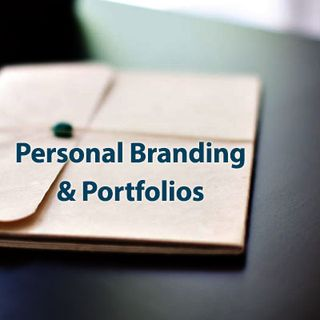 Ep. 8 Personal Branding and Portfolios
