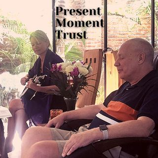 """Present Moment Trust"" - Co-Living Session at La Casa de Milagros with David Hoffmeister and Svava Love."