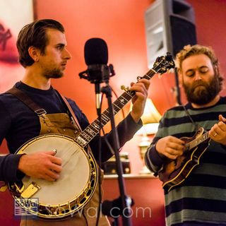 Bluegrass Jam with Dismal Creek