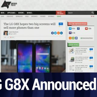 LG G8X is a Different Kind of Foldable | TWiT Bits