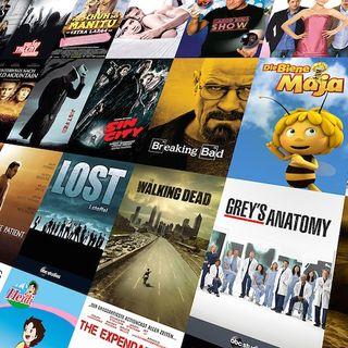 @RealTedHicks joins @SavantsCinema to talk #SVOD and TOP 5 favorite shows.