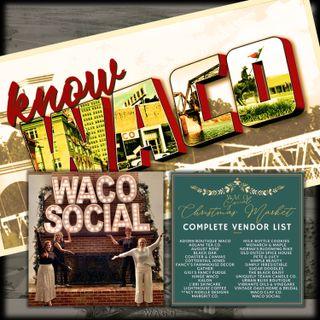 Waco Social Christmas Market