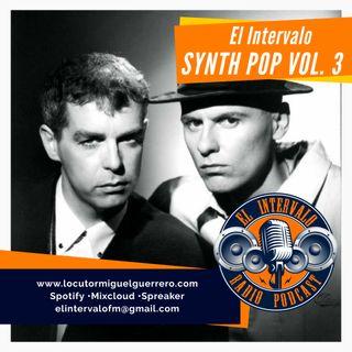 EL INTERVALO ESPECIAL SYNTH POP VOL 3