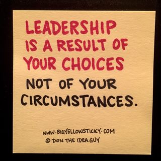 Leadership Choices : BYS 204
