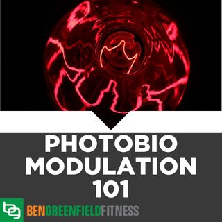 Shining Laser Lights On Your Balls & Beyond: Photobiomodulation 101 - How To Use Near Infrared & Red Light For Collagen, Thyroid, Muscle, Sk
