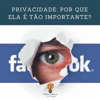 PRIVACIDADE: você está sendo vigiado.
