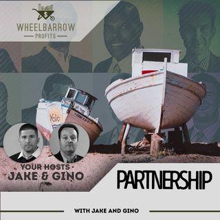 WBP - Partnership with Jake & Gino