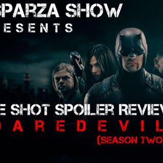 """One Shot Spoiler Reviews: Daredevil (Season Two)"""