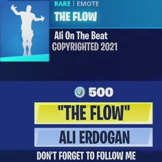 """The Flow"" By Ali"