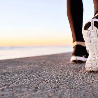 Gait Feet and bare foot mechanics with Physiotherapist Joseph Maynard