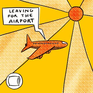 Ep. 18: Leaving for the Airport