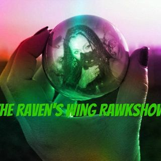 """The Raven's Wing Rawkshow Presents..... February's Full Moon Kiss! """