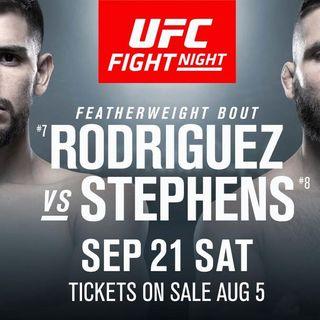 Episodio 7 - UFC México