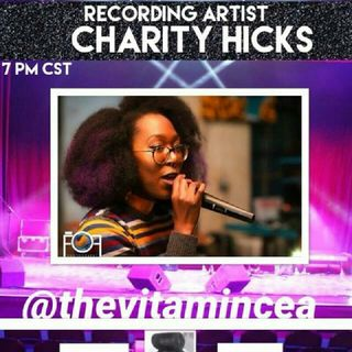 THE TOUR : SPECIAL GUEST RECORDING ARTIST CHARITY HICKS