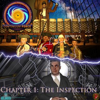 Continuum Force - Episode 1: The Inspection