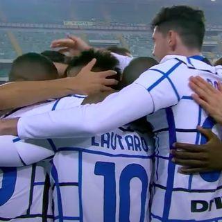 L'Inter conquista lo scudetto 2020/'21: il racconto in diretta