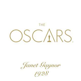The Oscars: Janet Gaynor 1928
