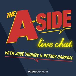 The A-Side Live Chat | UFC Rio Rancho fallout, UFC Auckland, Bellator Dublin & Wilder vs. Fury II preview, more