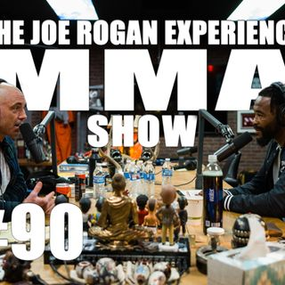 JRE MMA Show #90 with Rashad Evans