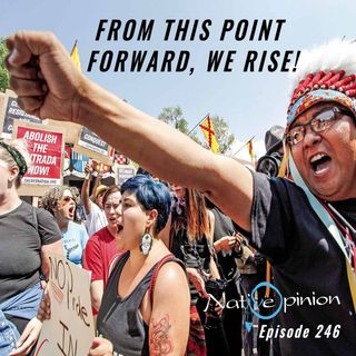 """Episode 246 """"From This Point Forward We Rise!"""""""