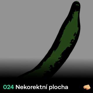 SNACK 024 Nekorektni plocha