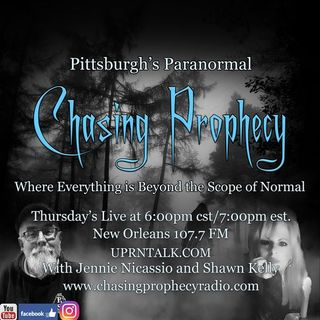 Chasing Prophecy Talk  Radio Show!  Our first Christmas special Shanta Gabriel, author of The Gabriel Messages.