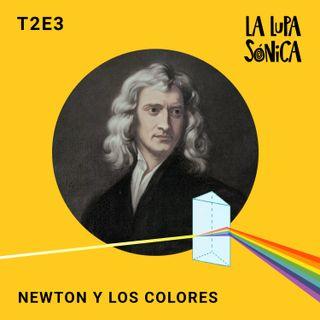 Newton y los colores