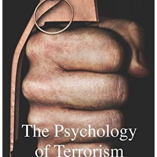 A briefing on the pyschology of terrorism with Dr. Horgan