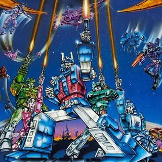 """Transformers: The Movie"" (1986) Radulich in Broadcasting Alternative Commentary"