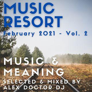 #93 - Music Resort - February 2021 vol. 2
