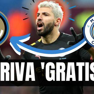 Aguero all'Inter sarebbe il Colpaccio di Calciomercato? (con Passione Premier)