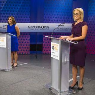 The Martha McSally Kyrsten Sinema Final Debate
